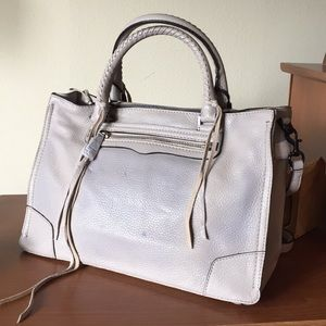 Rebecca Minkoff Regan Medium Leather Satchel